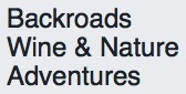 Back Roads logo